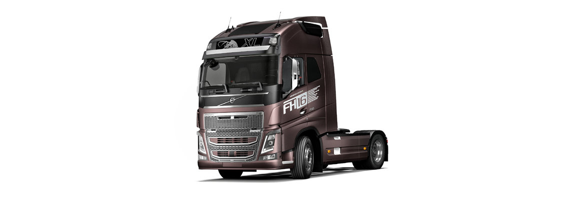 Volvo FH16 Unlimited Edition