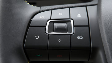 Aggiornamento del software di I-Shift del cruise control intelligente