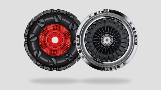 Cambio I-Shift Dual Clutch