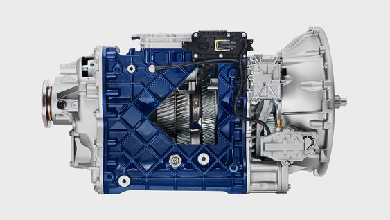 I-Shift Dual Clutch con primini