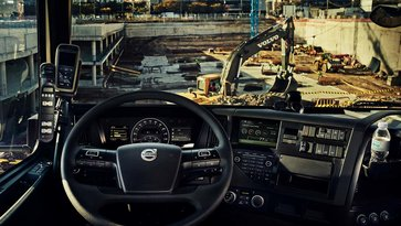 Volvo Dynamic Steering con Personal Settings