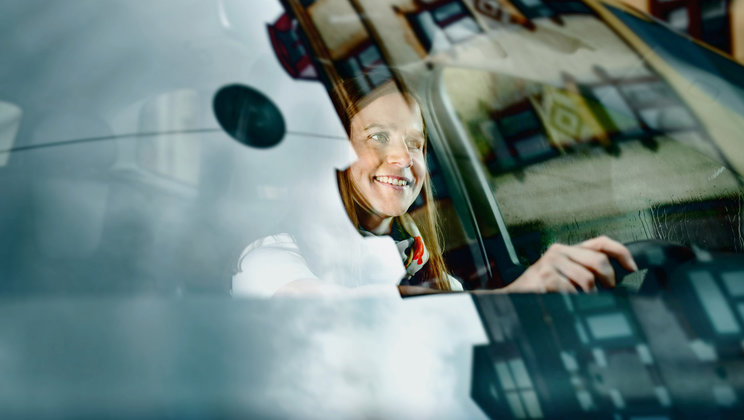 Anna Wrige Berling, Traffic and Product Safety Director, Volvo Trucks