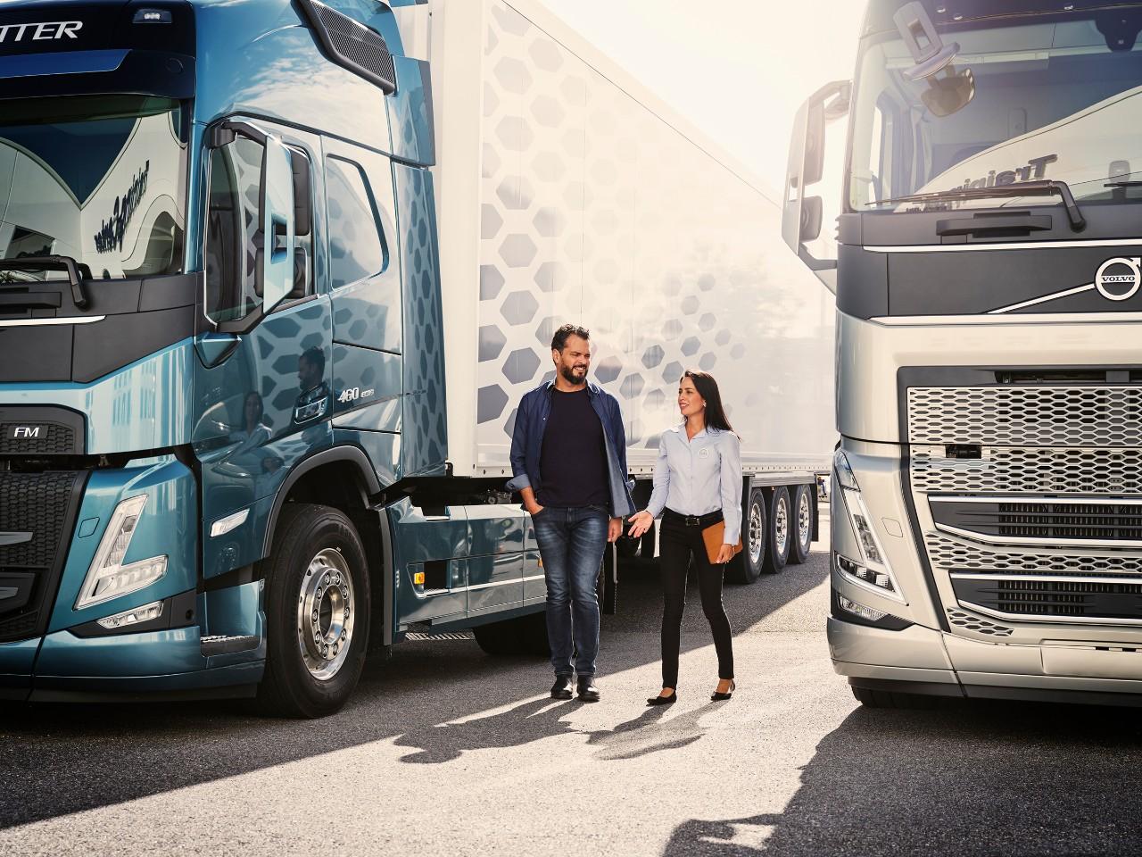 Servizi per i veicoli - Creati su misura per il tuo business