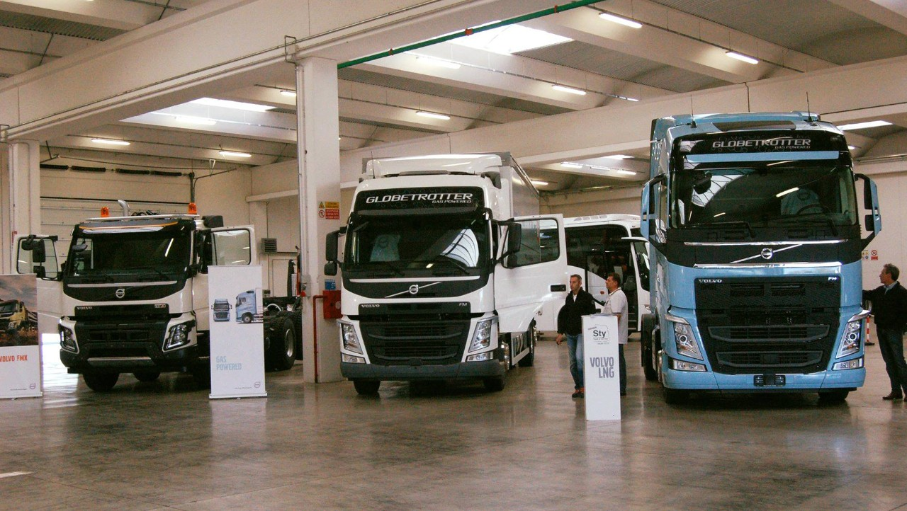 Nuovo Volvo Truck Center Settimo Torinese